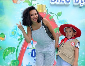 Tiêu chí lựa chọn sân chơi mùa hè cho con của MC Thùy Minh