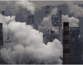 Nồng độ CO2 trong khí quyển có thể đạt tới giá trị cao chưa từng thấy