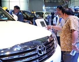 Người Việt vẫn dè dặt xuống tiền mua ô tô dù giá giảm mạnh