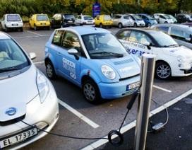 Xe chạy điện và xe hybrid chiếm hơn 50% tiêu thụ ô tô ở Na Uy