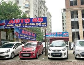 Hết cửa ô tô cũ về Việt Nam