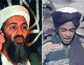 Mỹ đưa con trai Bin Laden vào danh sách khủng bố