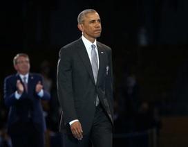 Các đại sứ Mỹ thời ông Obama được lệnh về nước trước ngày ông Trump nhậm chức