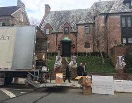 Gia đình Tổng thống Obama chuẩn bị dọn đến nhà mới