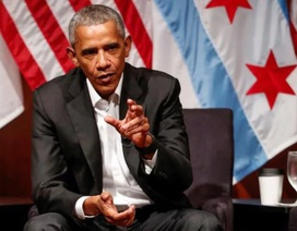 Ông Obama có thể bị cắt giảm lương hưu vì thu nhập quá cao