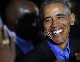 Ông Obama tái xuất với chuyến công du châu Á