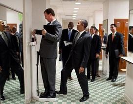 12 bức ảnh khó quên nhất trong nhiệm kỳ của ông Obama