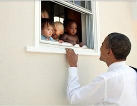 Cựu Tổng thống Obama lập kỷ lục trên Twitter