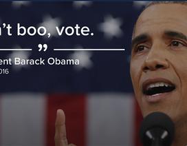 Những phát ngôn ấn tượng của Tổng thống Obama