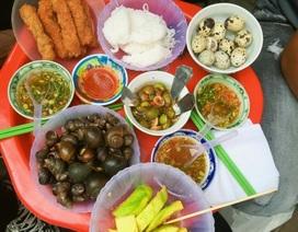 Những món ăn vặt dành cho ngày mưa dầm dề