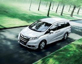 Honda nâng cấp Odyssey với giá bán 1,99 tỉ đồng