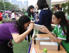 Hà Nội: Học sinh đưa giảm béo, bắt nạt học đường vào nghiên cứu khoa học