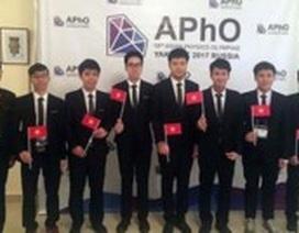 Olympic Vật lý Châu Á lần thứ 19 tổ chức tại Hà Nội
