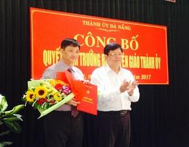 Đà Nẵng có Trưởng Ban Tuyên giáo Thành uỷ mới