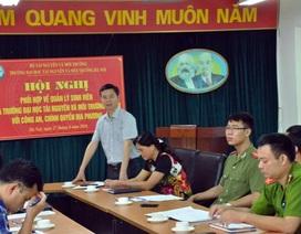 Hà Nội: Làm rõ trách nhiệm vụ ra quyết định cưỡng chế không đúng
