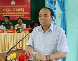 Chủ tịch Vĩnh Phúc lên tiếng về Sở 45 công chức thì 38 người lãnh đạo