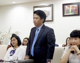 Chủ tịch NAPAS được bổ nhiệm giữ chức Vụ trưởng Vụ Thanh toán