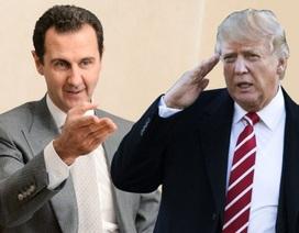Ông Trump lệnh cho CIA dừng hỗ trợ quân nổi dậy ở Syria