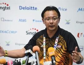 HLV U22 Malaysia quyết đánh bại Thái Lan để giành HCV SEA Games 29