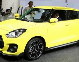 Suzuki Swift Sport thế hệ mới trình làng