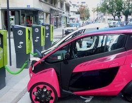 Thái Lan khuyến khích đầu tư phát triển xe chạy điện