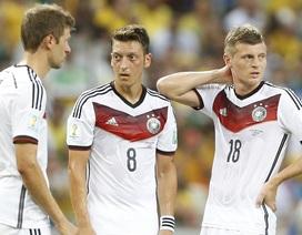 Đội tuyển Đức gạch tên nhiều ngôi sao khi tham dự Confed Cup 2017