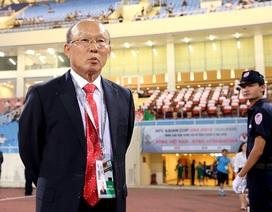 AFC nói gì về màn ra mắt của HLV Park Hang Seo?