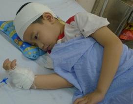 Xót xa cậu bé 6 tuổi bất ngờ phát hiện u thân não