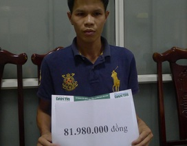 Gần 82 triệu đồng đến với gia đình 3 người bị bỏng