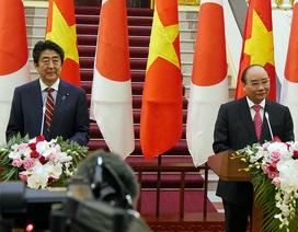 Nhật Bản cam kết hỗ trợ Việt Nam nâng cao năng lực trên biển