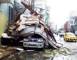 Khánh Hòa 32 người chết và mất tích do bão Con Voi