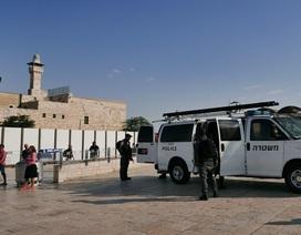 """Jerusalem - vùng đất thiêng âm ỉ xung đột giữa """"chảo lửa"""" Trung Đông (Kỳ II)"""