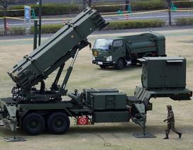 Nhật Bản triển khai hệ thống phòng thủ, sẵn sàng bắn hạ tên lửa Triều Tiên
