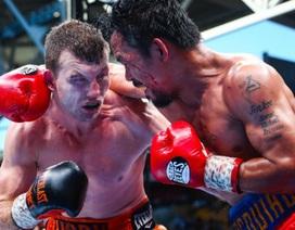 Tranh cãi gay gắt sau thất bại khó tin của Manny Pacquiao