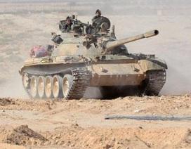 """Palmyra """"tiến thẳng"""", không quân Syria dội bom Aleppo"""