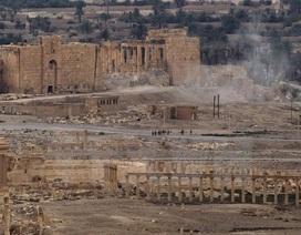 Quân đội Syria giải phóng Palmyra sau các trận chiến ác liệt với IS