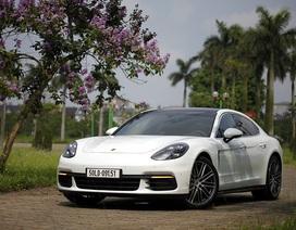 Porsche Panamera 4S - Sự thách thức ngọt ngào