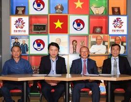HLV Park Hang-seo chốt ngày sang Việt Nam ký hợp đồng