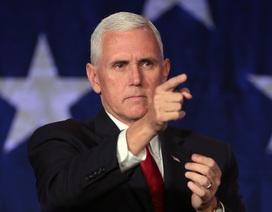 """Phó Tổng thống Mỹ cảnh báo đáp trả quân sự """"áp đảo"""" với Triều Tiên"""