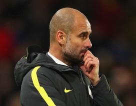 "Pep Guardiola: ""Man City cần 10 năm nữa mới bắt kịp MU"""