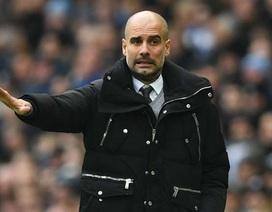"""Pep Guardiola: """"Man City đã thắng Monaco may mắn"""""""