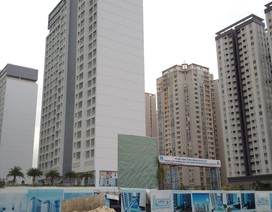 Công trình cao ốc, chung cư... nhan nhản gặp sự cố, xây không phép