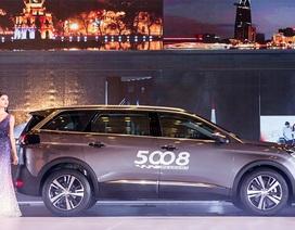Peugeot ra mắt 3008 và 5008, giá từ 1,199 tỉ đồng