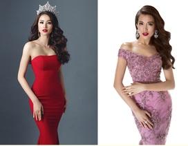 Phạm Hương, Lệ Hằng chính thức trở lại Hoa hậu Hoàn vũ 2017