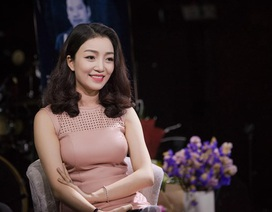 """Ca sĩ Phạm Thu Hà: """"Tôi kiên định với dòng nhạc mình đã chọn"""""""