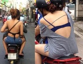Hà Nội: Có thể bêu tên người ăn mặc hở hang, phản cảm nơi công cộng