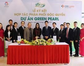 CENLAND chính thức là đơn vị phân phối dự án Green Pearl 378 Minh Khai
