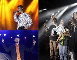 Dàn sao đình đám khiến dạ tiệc THPT Phan Đình Phùng bùng nổ