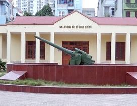 Vụ pháo đài Xuân Tảo xuống cấp: Yêu cầu quyết toán dự án trước ngày 31/12!