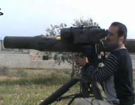 Phiến quân thừa nhận Mỹ bơm thêm tên lửa TOW
